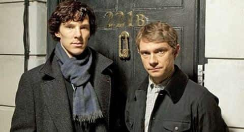 Series TV: Sherlock
