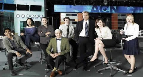 El inicio de Newsroom: Sorkin/McAvoy dixit