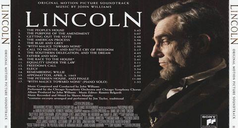 Banda Sonora Original: Lincoln