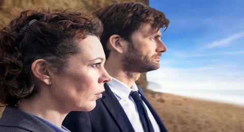 Series TV – Broadchurch, una aldea como la vida misma