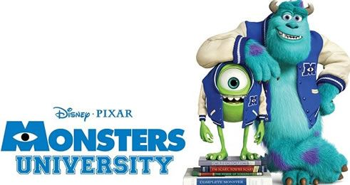 BSO – Monstruos University