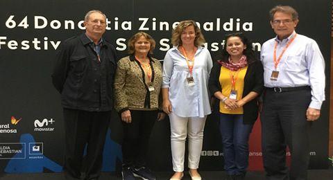 """""""Nocturama"""" recibe Premio SIGNIS en San Sebastián 2016"""