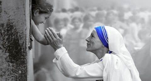 Cartas de la Madre Teresa. Biopic que aparece con motivo de la canonización
