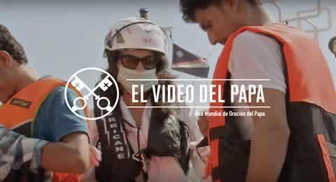 video papa abril