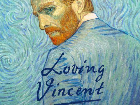 """Caratula de """"Loving Vincent"""""""