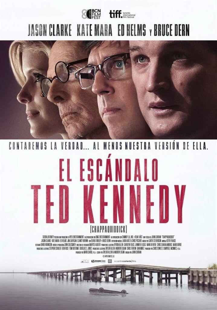 El escándalo de Ted Kennedy