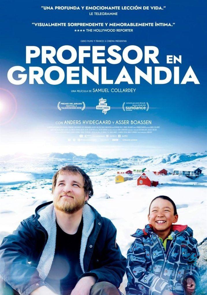 Profesor en Groenlandia