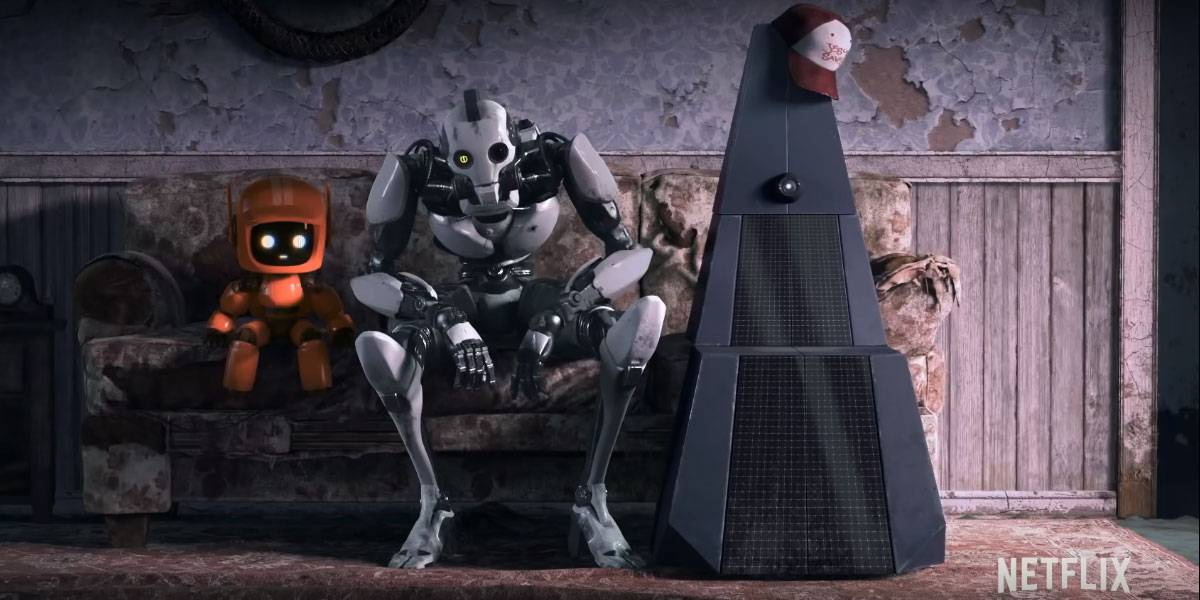 Series TV: Love, Death + Robots